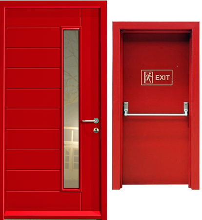 FIRE RESISTANT DOOR CORE TYPE