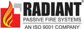 Radiant Passive Fire Systems, an ISO 9001 company supplies the construction industry with technologically leading products.