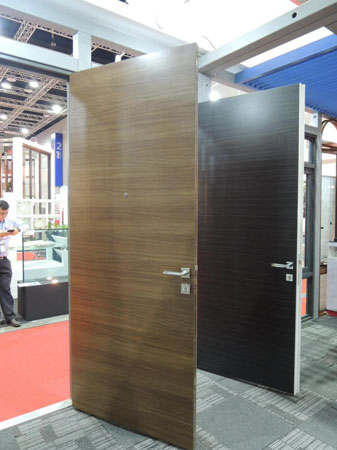 Fire Resistant Doors (Metal & Wood)
