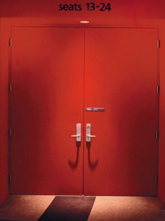 Acoustic Resistant Doors (Metal & Wood)