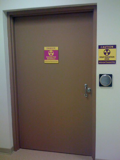 Radiation Shielding Doors (Wood)